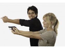 Target shooting lesson in Bucharest for 2