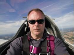Your first glider flight in Bucharest