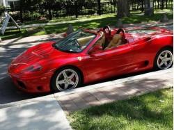 Drive a Ferrari in Bucharest