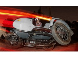 Vintage Sidecar – Dracula tour from Bucharest