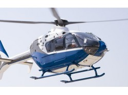 Champagne flight – Helicopter flight for 2