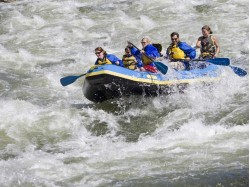 Whitewater rafting in Oradea for 2