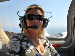 Scenic flight in Iasi