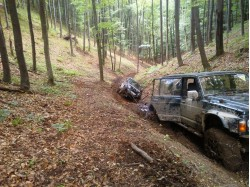 Off-road lesson for 2 in Brasov