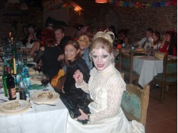 Halloween Party in Sighisoara Citadel