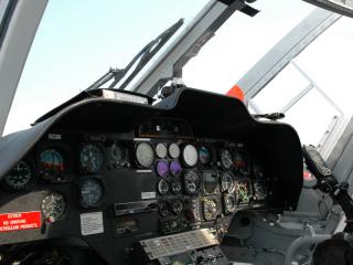 Flying lesson in Braila
