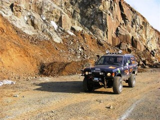 Off-Road lesson for groups in Sibiu