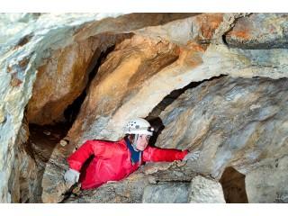 Cave exploring in Timisoara