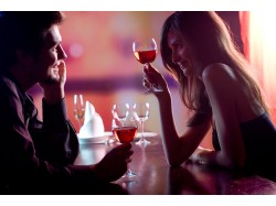 Romantic dinner and limousine in Bucharest