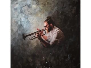 Your Canvas Portrait – Mixed Technique