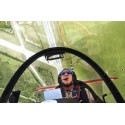 Aerobatic flight in Brasov