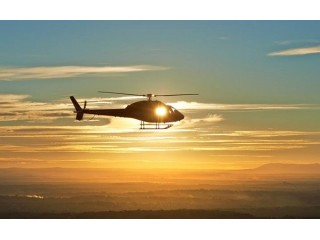 Chasing the Sunset – Helicopter Flight 5seats