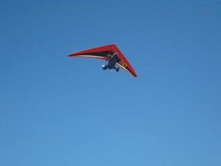 Microlight flight in Sibiu
