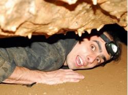 Cave exploring in Brasov