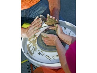 Private course – Initiation in pottery for 2
