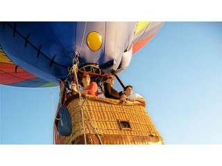 Balloon Flight in Bucharest