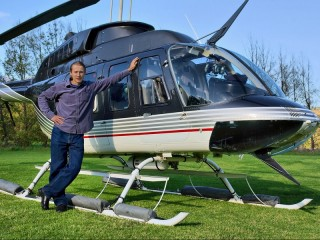 Heli Golf Lesson in Bucharest