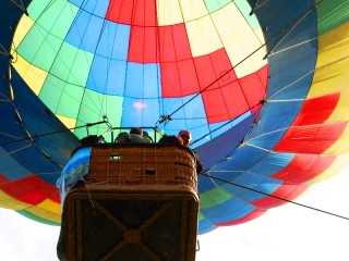 Balloon Flight for 2 in Bucharest