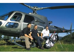 Heli Golf in Bucharest
