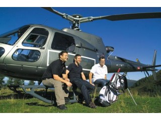 Heli Golf in Bucharest