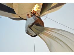 Hot Air Ballooning – Marriage Proposal