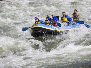 White water rafting in Oradea for 2