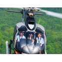 Heli tour to  Bran and Peles Castles from Brasov 6 seats