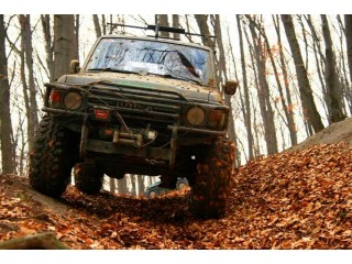 Off-Road lesson in Baia Mare