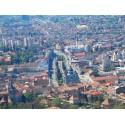 Scenic flight in Targu Mures