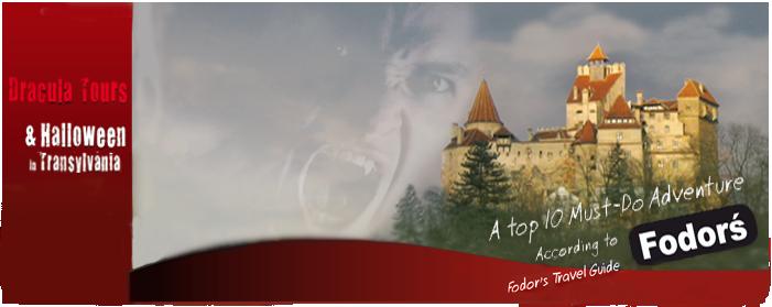 Halloween tour in Transylvania